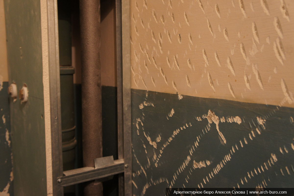 Как выровнять стены в комнате 121