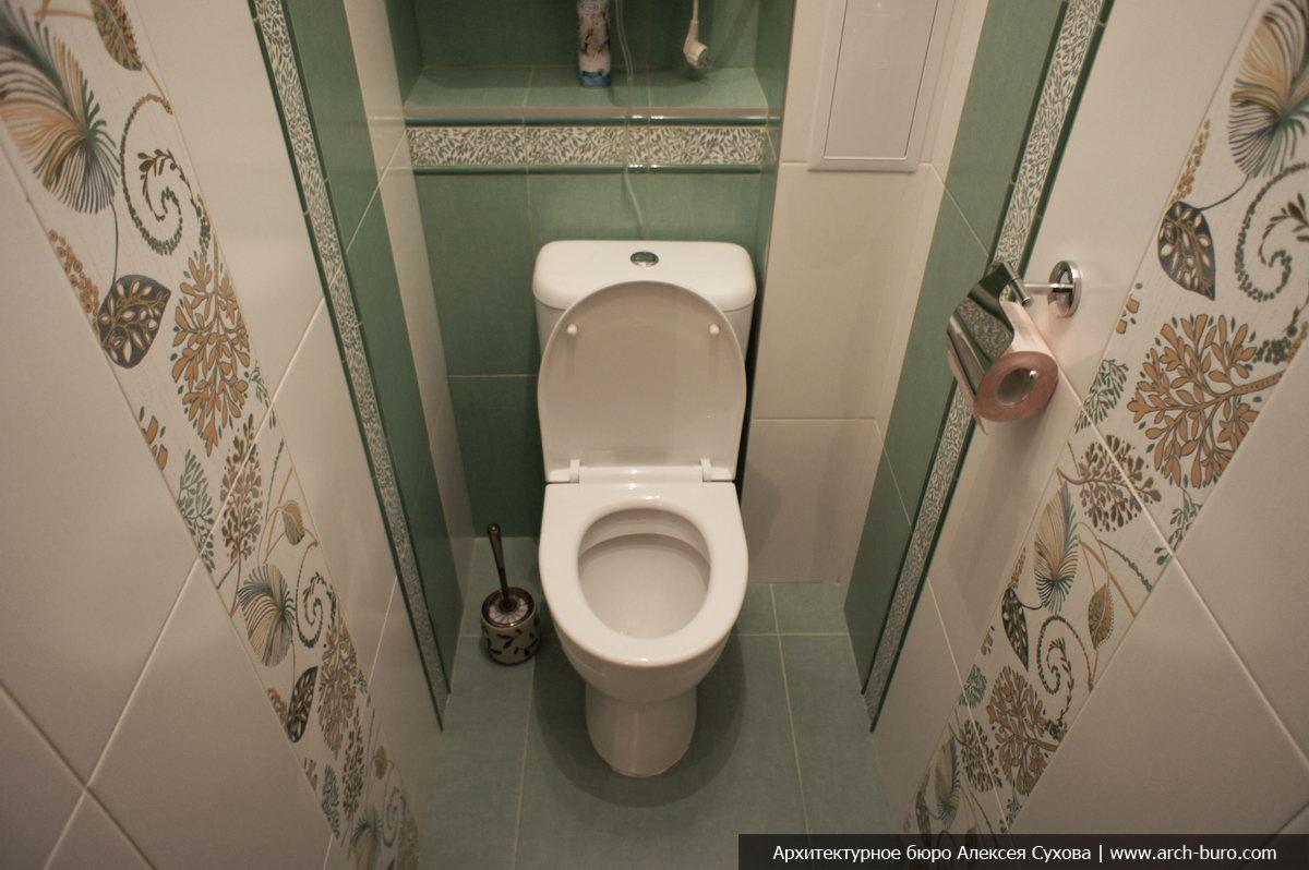 Как в доме сделать туалет фото 310