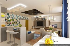 планировка 3 комнатной квартиры