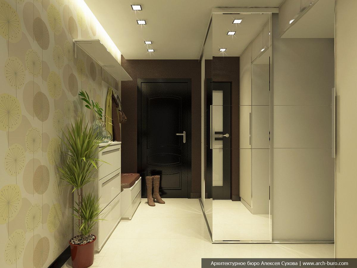 архитектурное бюро алексея сухова прихожие фото