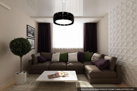 дизайн-проект типовых квартир