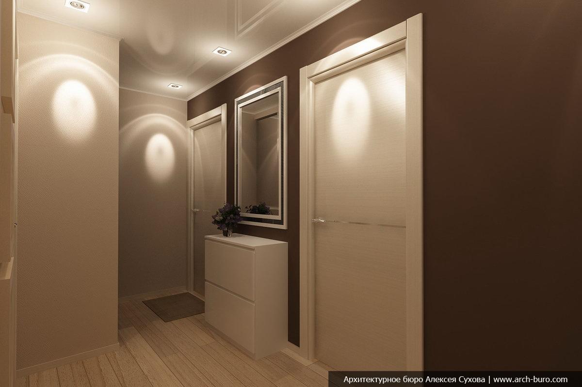 Дизайн-проект интерьера квартиры в городе верхняя пышма.