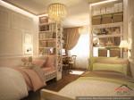 Дизайн детской комнаты Адмирал на Юмашева