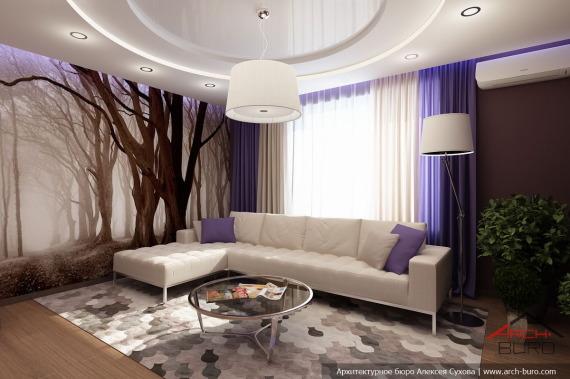 Интерьер квартиры двухуровневой фото