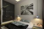 Дизайн спальной комнаты. Якутия