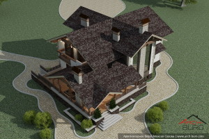 dom-v-stile-shale-4-300x200 Дом в стиле шале Свой дом