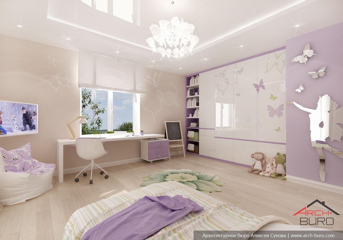 Санкт петербург. дизайн интерьеров 3-х этажного коттеджа..