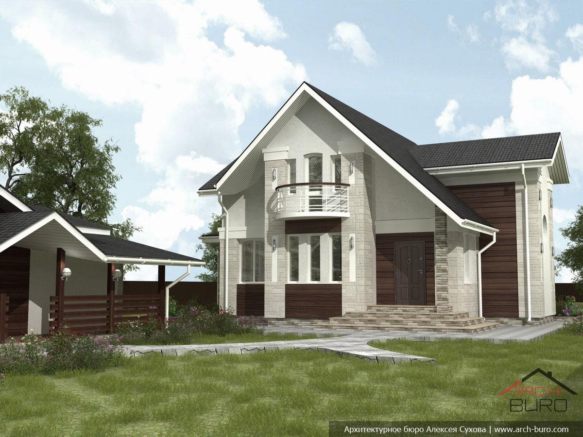 Дизайн фасада частного дома москва документи для устройства вдом престарелых в челябинской области