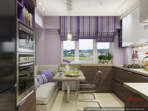 Дизайн интерьера кухни. Ташкент. Узбекистан