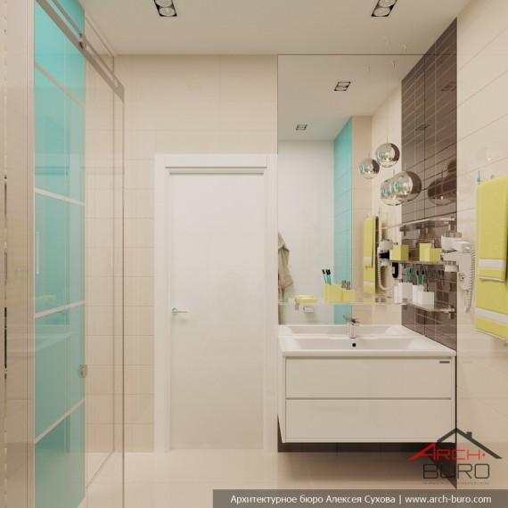 Дизайн ванной Геленджик