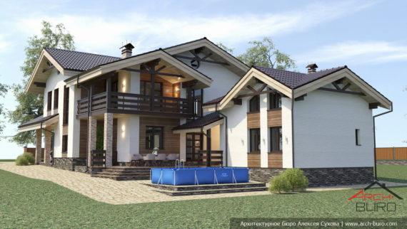 Дом и баня в г. Южно-Сахалинск
