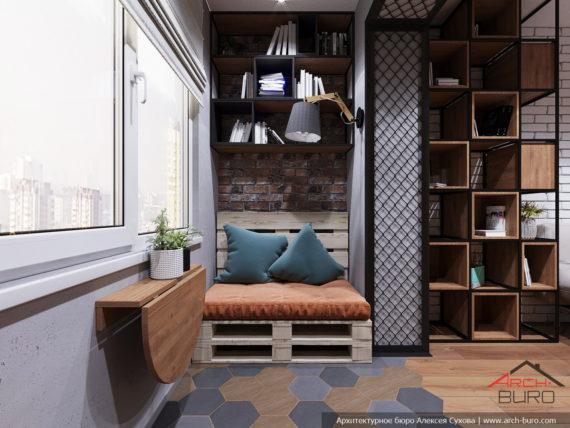 Дизайн и ремонт квартиры в Ташкенте. Интерьер комнаты мальчика