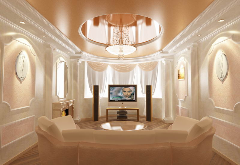 Элитные квартиры дизайн