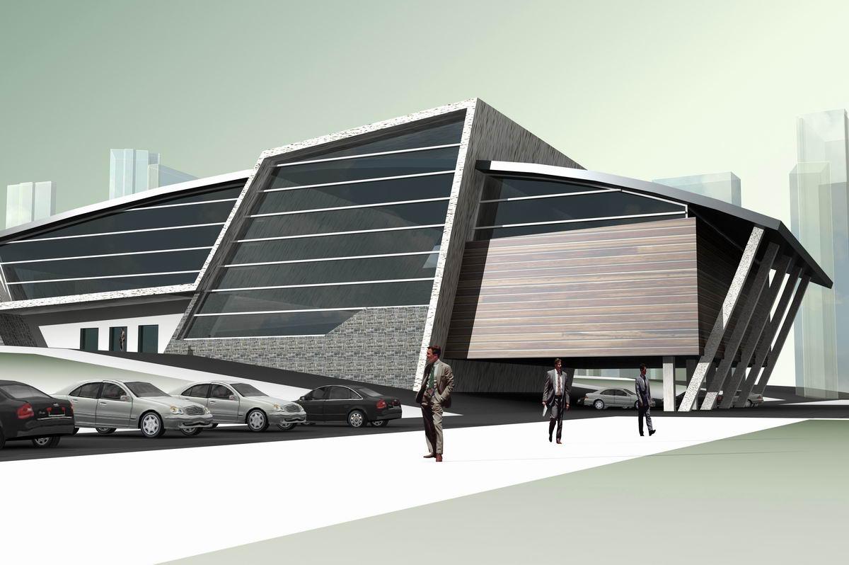 Архитектурный сайт дизайн