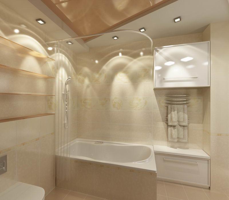 Дизайн и интерьер 3 комнатной квартиры