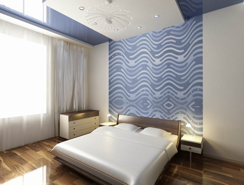 Варианты интерьера спальни фото