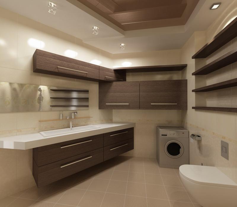 Шкаф в ванной фото дизайн