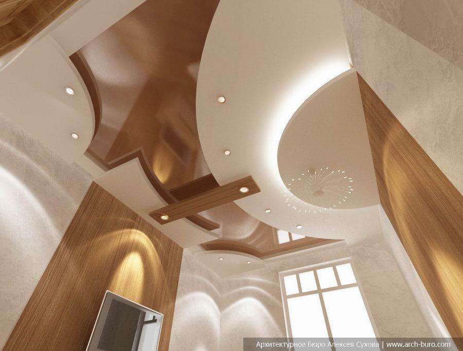 Потолки дизайн онлайн