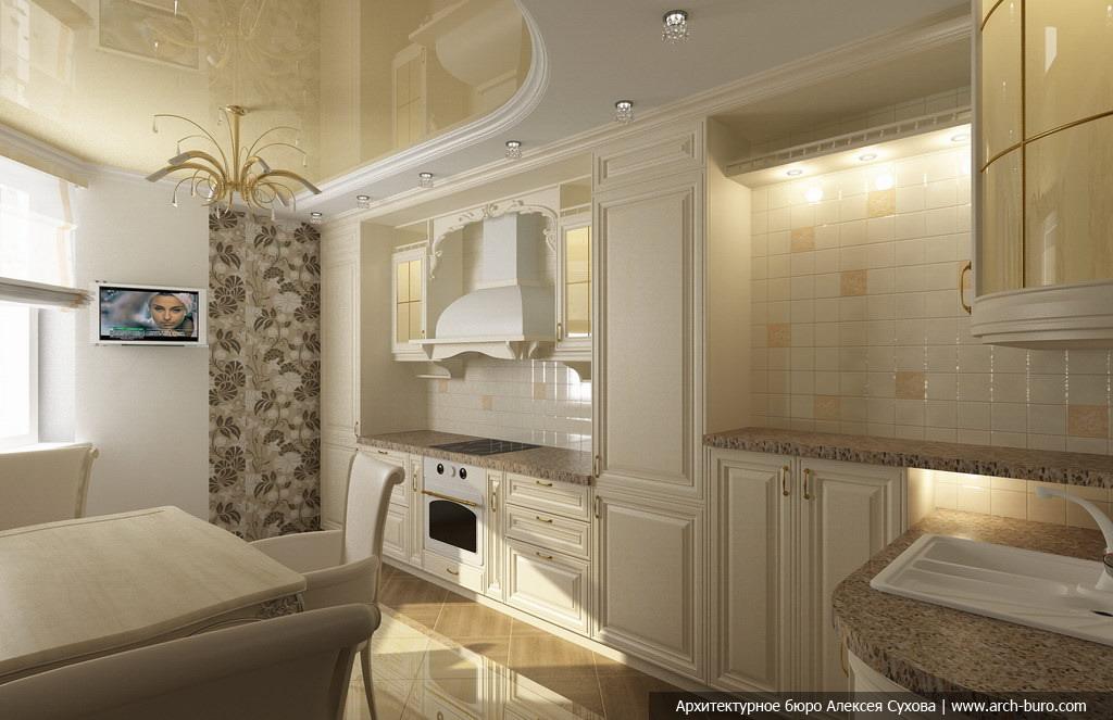 Большие ванные, ванная комната большого размера
