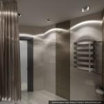 Дизайн совмещённой ванной
