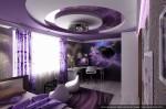 Комната дочери-подростка. Дизайн интерьеров коттеджа