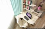 Дизайн квартиры в городе Тарко-Сале. ЯНАО. Интерьер кабинета