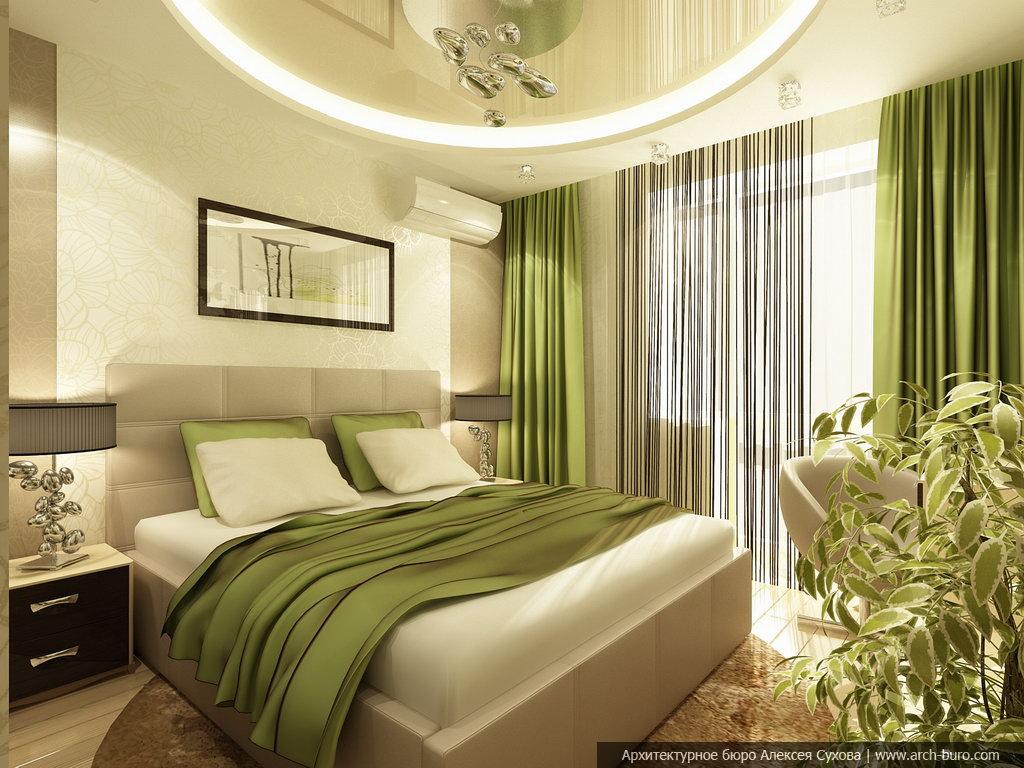 Шикарные спальные комнаты