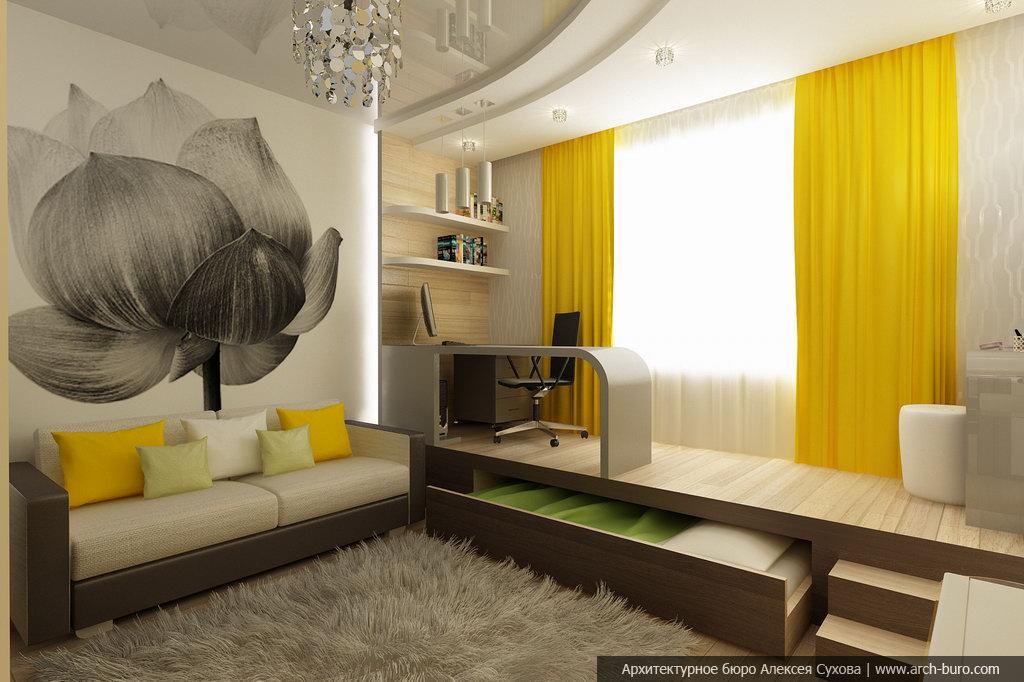 Комната маме дизайн
