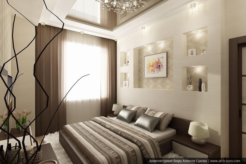Дизайн комнаты 4 на 4 спальни