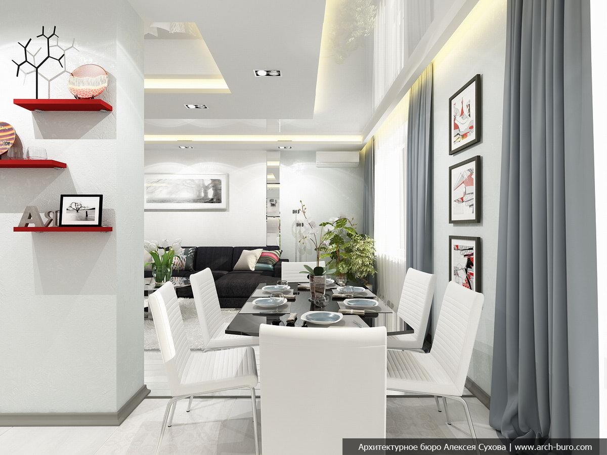 Интерьер квартиры услуги по дизайну интерьеров