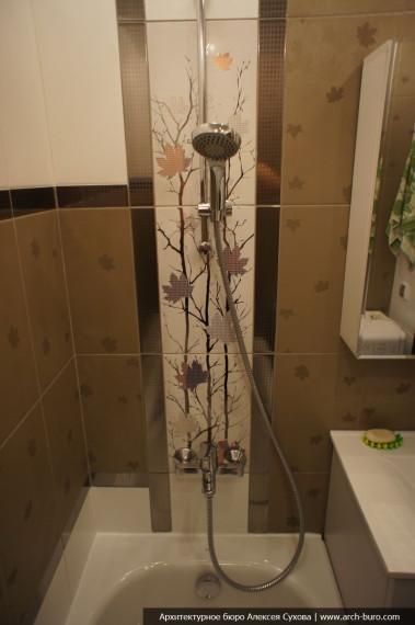 ванная ремонт фото