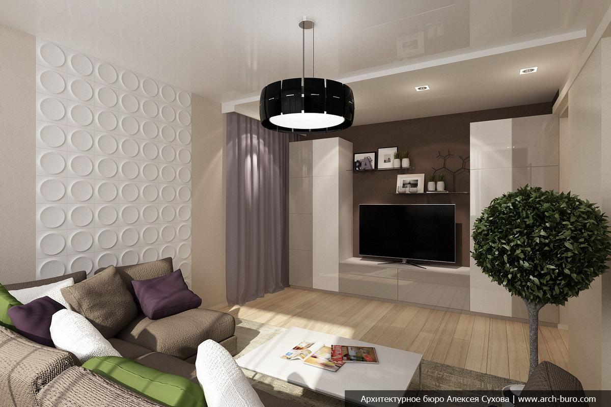 Коридор гостиная дизайн