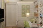 Квартира в г.Якутск детская спальня двух дочерей (1)