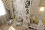 Квартира в г.Якутск детская спальня двух дочерей (10)