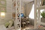 Квартира в г.Якутск детская спальня двух дочерей (11)