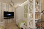 Квартира в г.Якутск детская спальня двух дочерей (7)