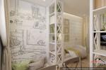 Квартира в г.Якутск детская спальня двух дочерей (8)