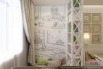 Квартира в г.Якутск детская спальня двух дочерей (9)
