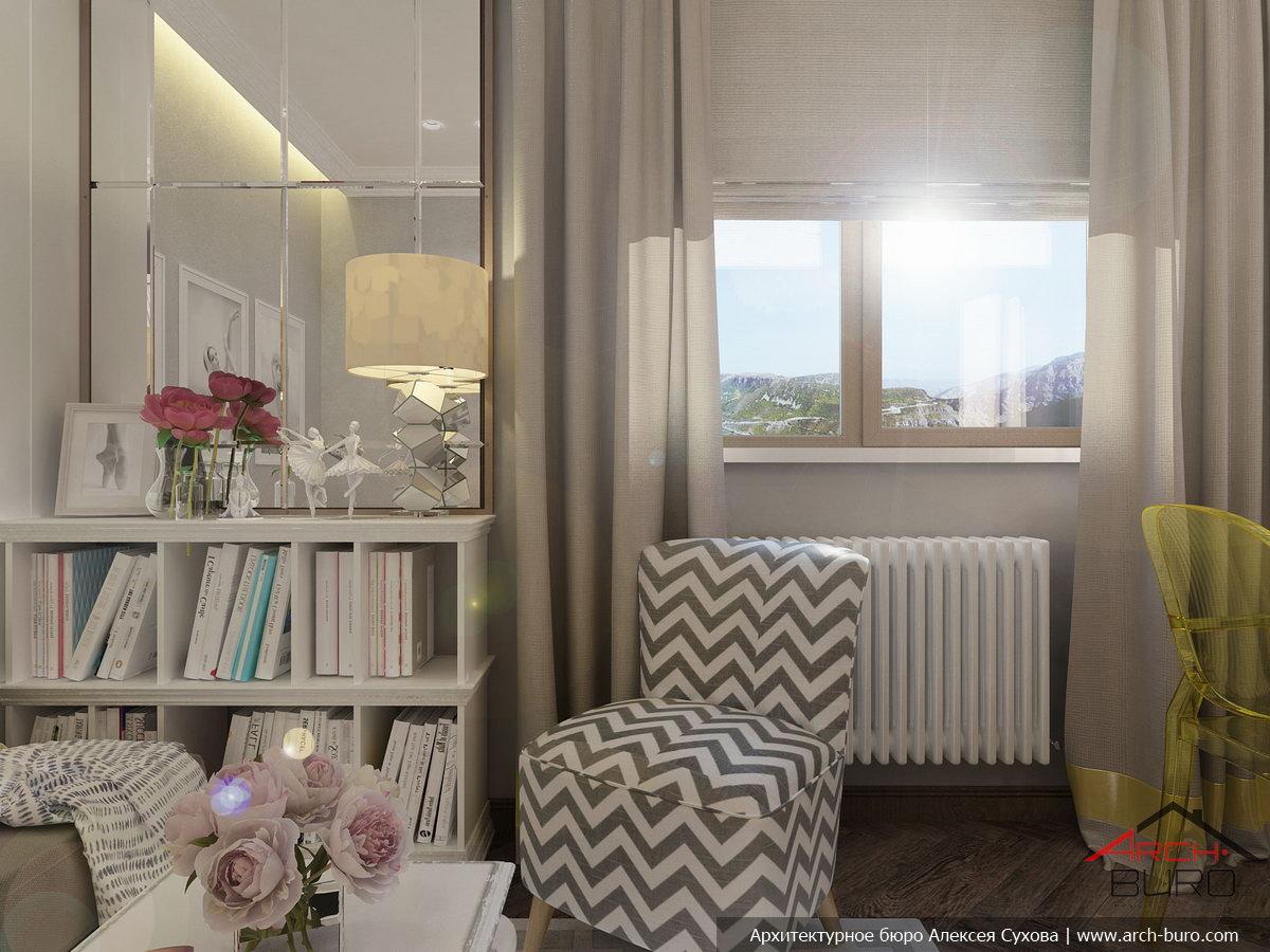 Дизайн 1-й квартиры