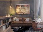 дизайн-квартиры-ереван-спальня-сына-5
