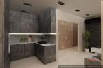 дизайн кухни-гостиной в Якутии (11)