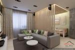 дизайн кухни-гостиной в Якутии (4)