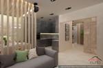 дизайн кухни-гостиной в Якутии (5)