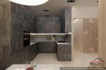 дизайн кухни-гостиной в Якутии (7)