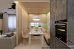 дизайн кухни-гостиной в Якутии (8)