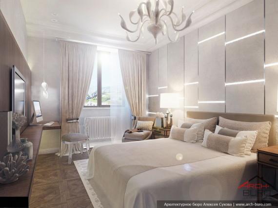 Дизайн квартиры в г. Ереван. Армения