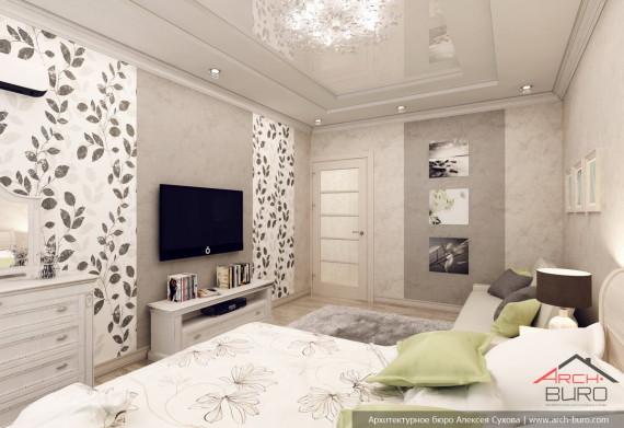 Дизайн зала 15 м фото